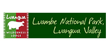 Luambe National Park logo rand